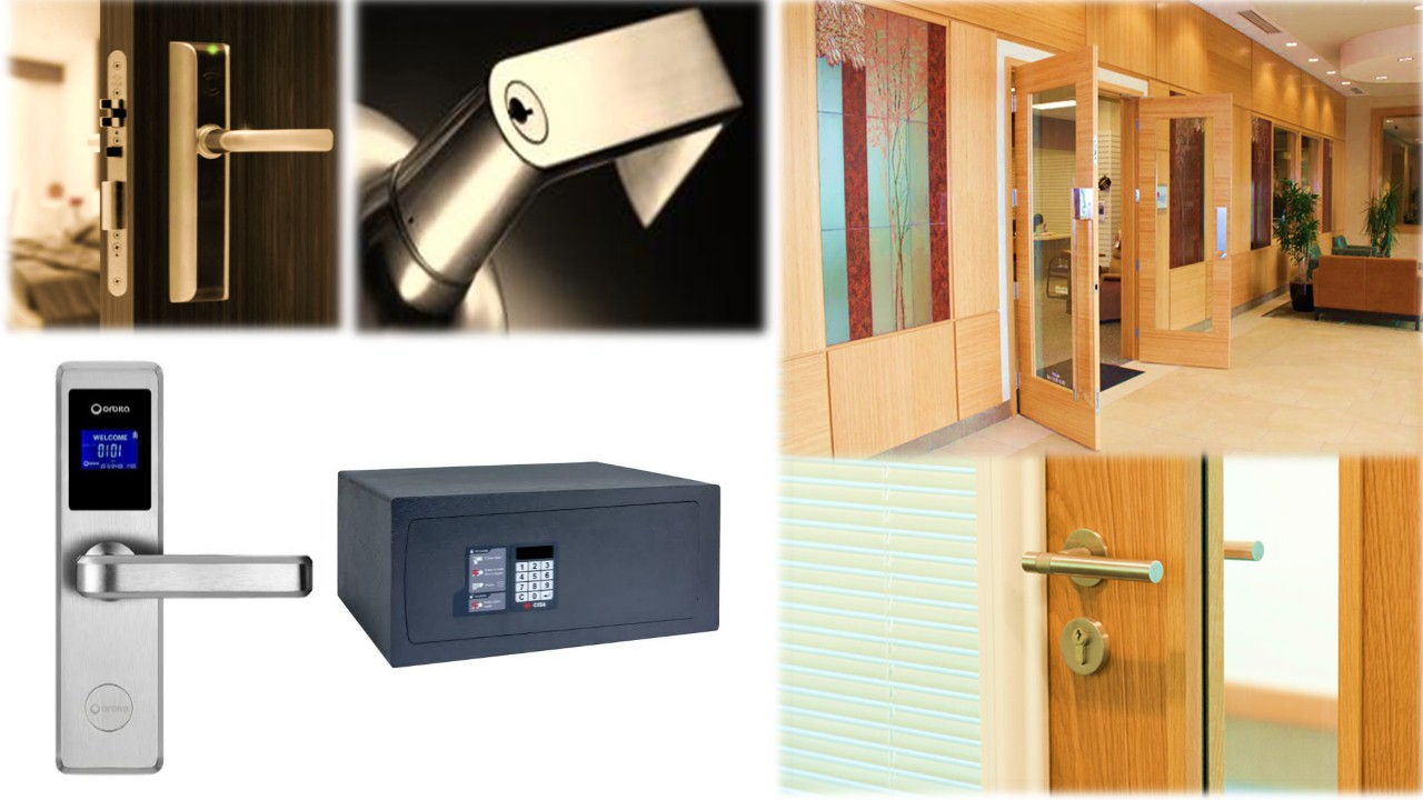 Architectural Hardware and Door Accessories-egybrit
