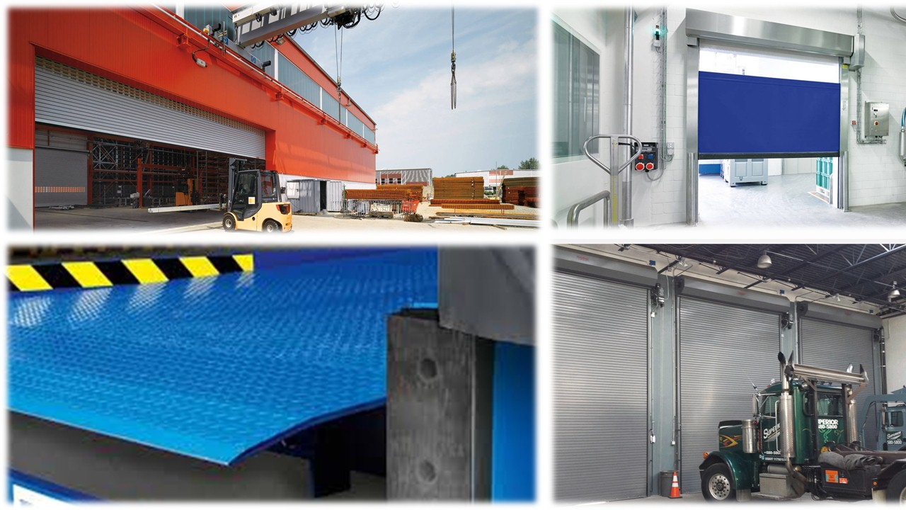 Industrial Doors And Docking Systems-egybrit