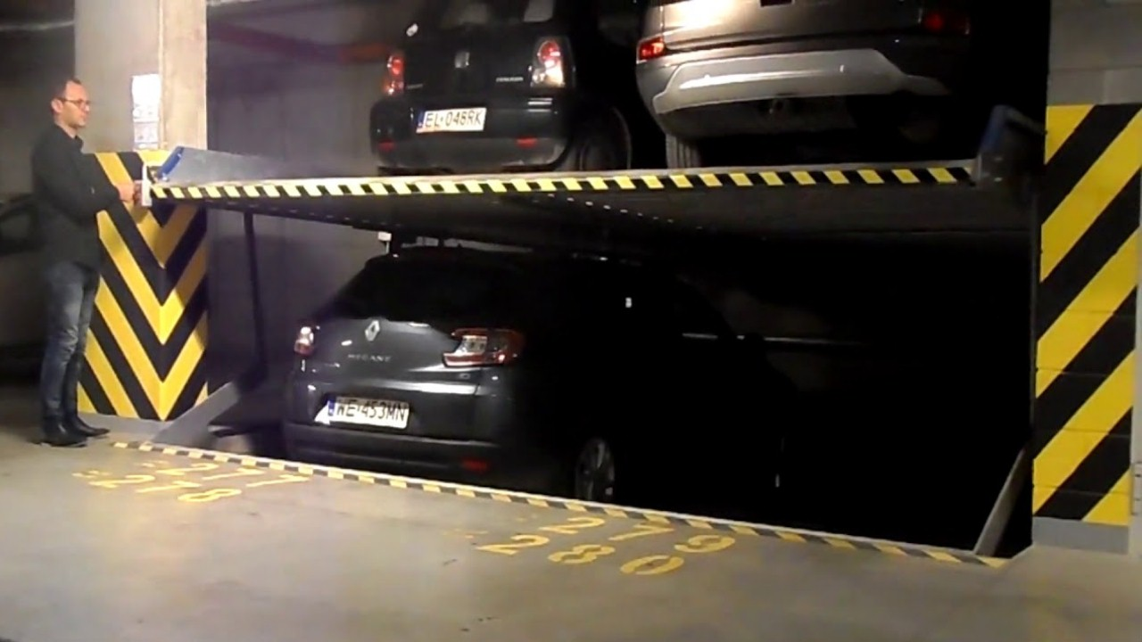 Parking Systems-egybrit