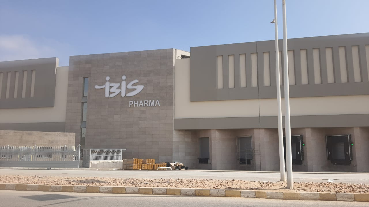 IBIS Pharma-egybrit